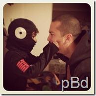 ninja & daddy