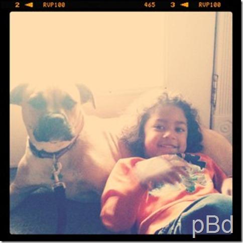 dude & dog