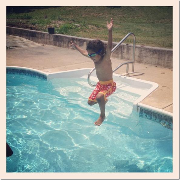 dude swim