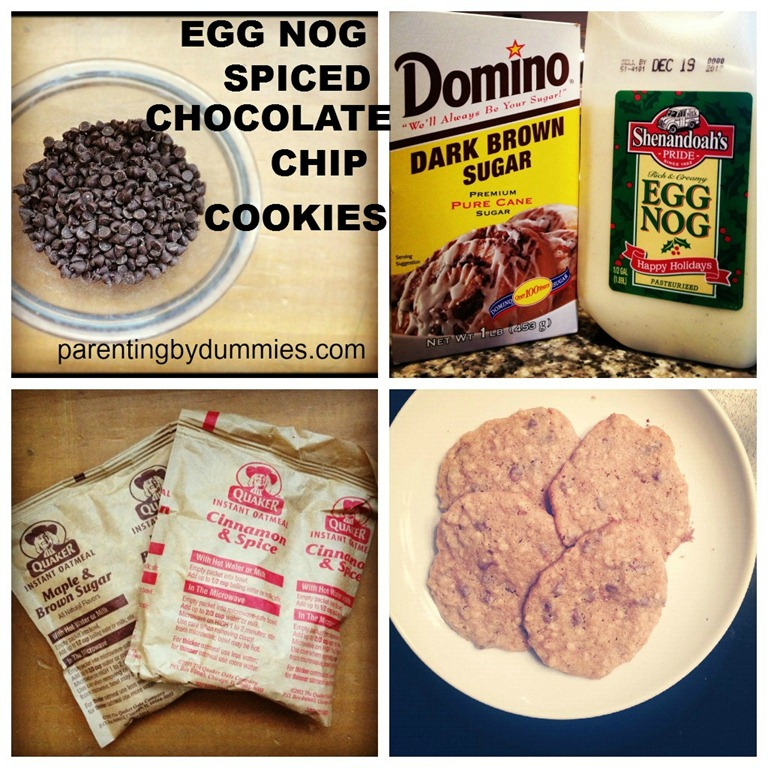EGGNONG SPICED CHOCOLATE CHIP COOKIES RECIPE 2