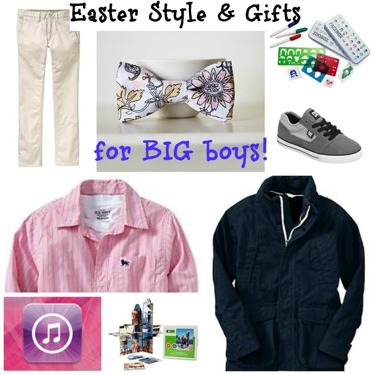 Big boy easter gift ideasg dude mom negle