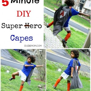Wordful Wednesday. How to Make a Cape.