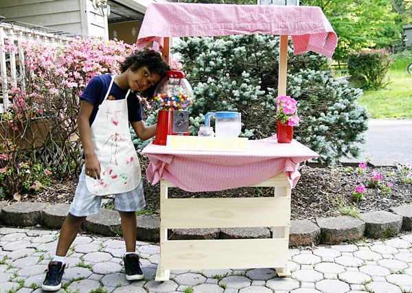 lemonade stand kid