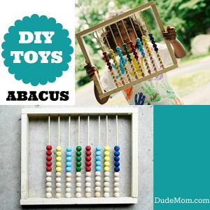 Summer Fun Friday. DIY Abacus Fun.