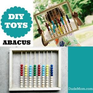Summer Fun Friday. DIY Abacus Fun.