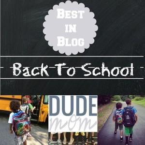 Best in Blog: Back to School Posts.