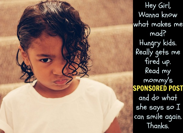 hungry kids sponsored post
