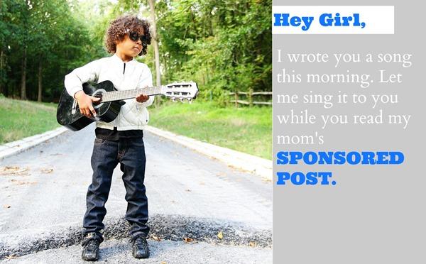 sponsored post hey girl