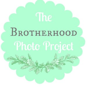 Wordful Wednesday. The Brotherhood Photo Project.