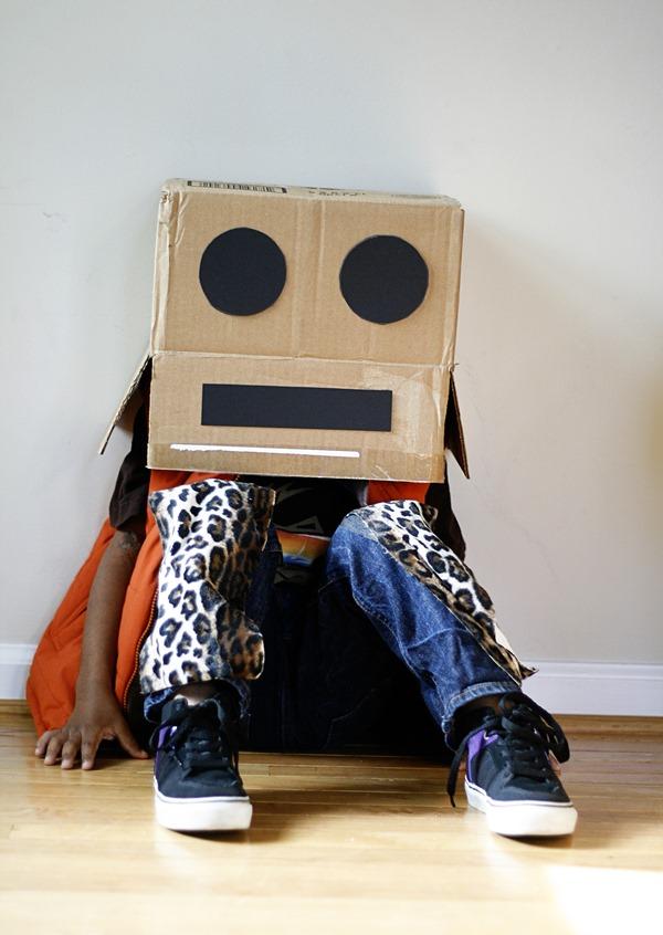 party rock robot