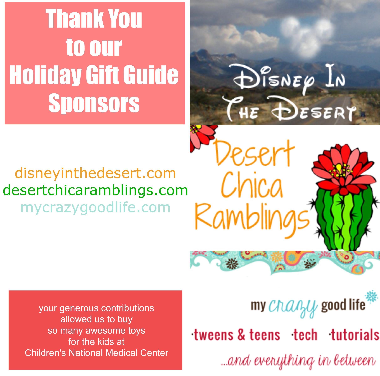 Gift Guide Sponsors
