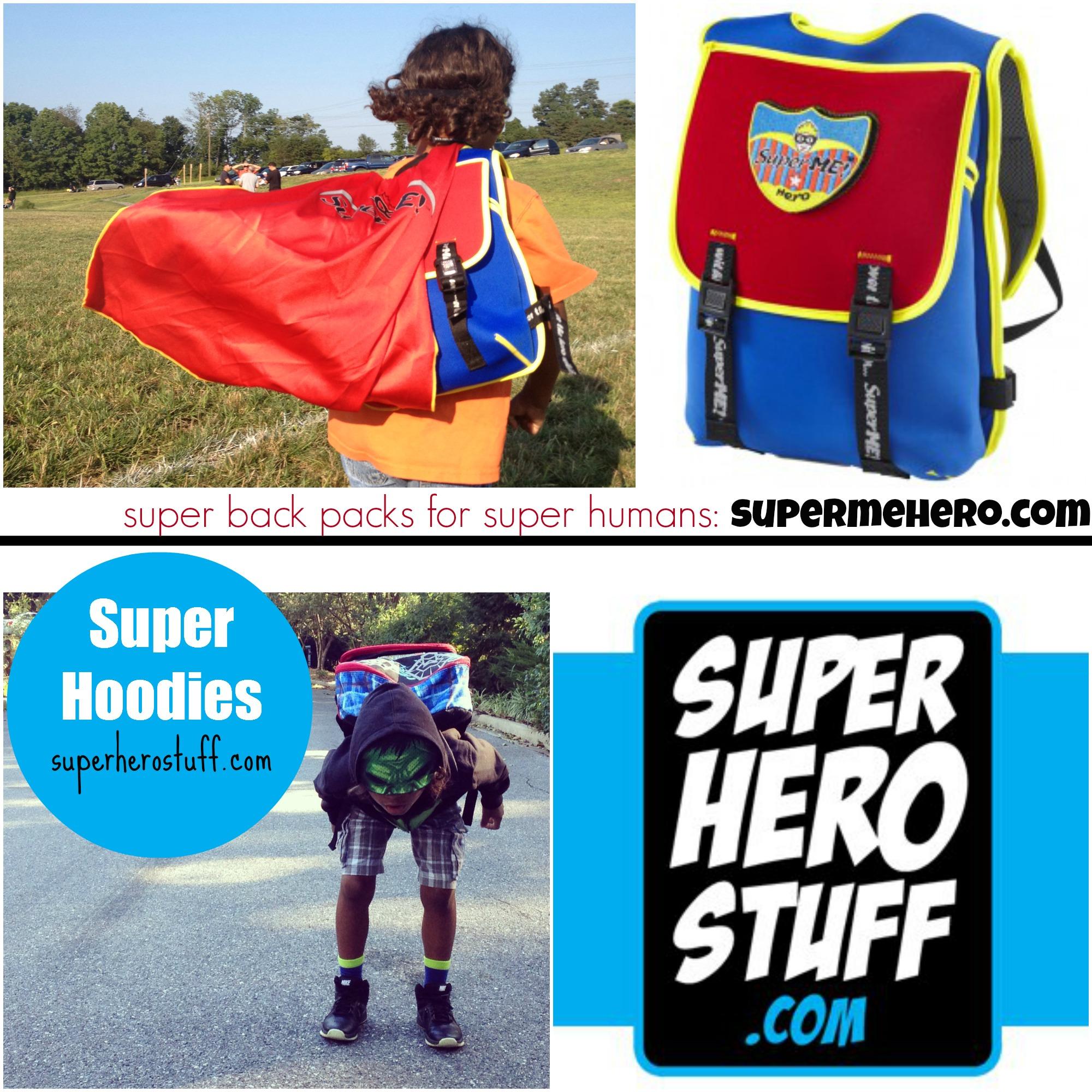 super hero gift