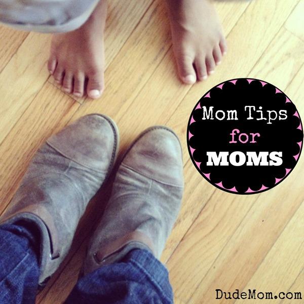 mom tips