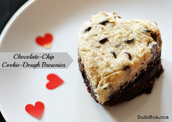 chocolate chip cookie brownie recipe