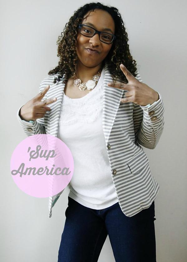 american blogger