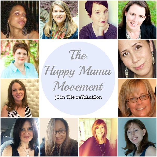 happy mama logo for linky