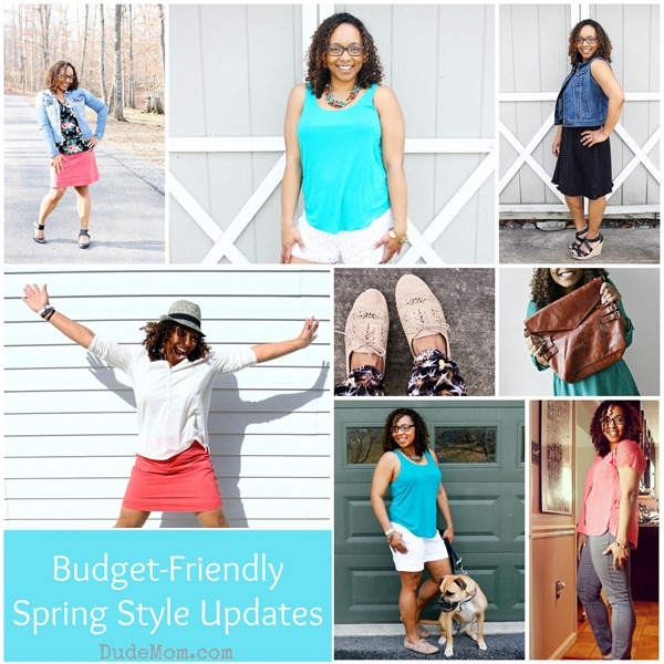spring style updates