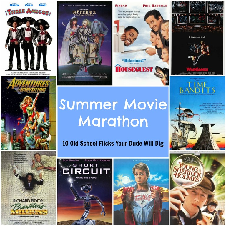 Old good movies from the 80s and 90s