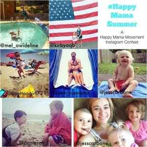 Happy Mama Movement: Joy & Pain Rob Base Style