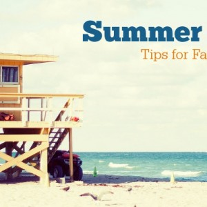 Car Seat Safety & Other Summer Travel Tips (Giveaway)