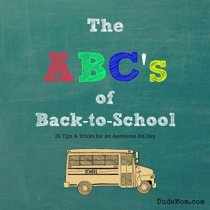 Back to School ABC + Sol Republic #Giveaway