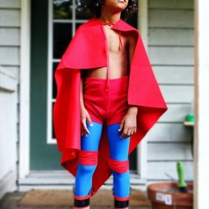 DIY Halloween Costumes: Nacho Libre