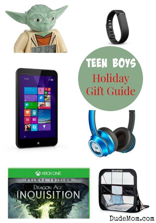 boy present teen