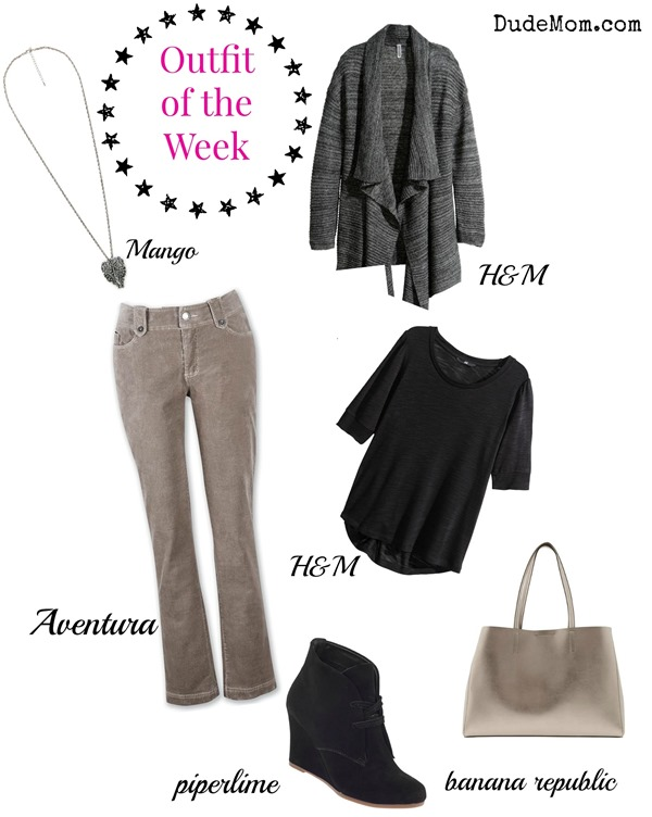 wedge boot outfit