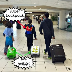 Arguably Awesome: Awesomely Traveling with Kids