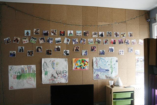 Kids Room Ideas Humongosaur Diy Cork Board