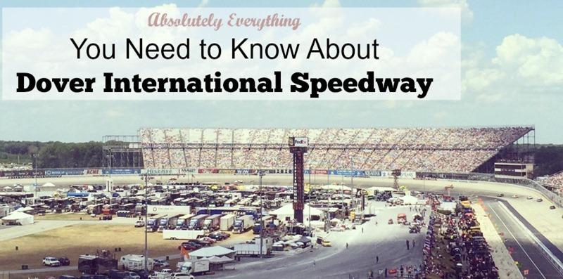dover speedway info