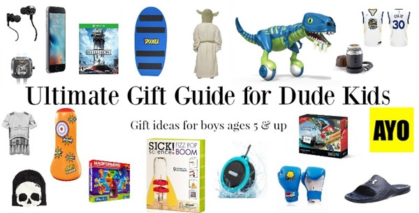 Holiday Gift for boys