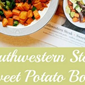 Family Meal: Southwestern Steak Bowl