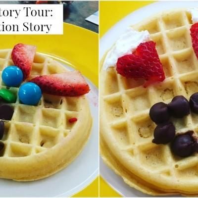 eggo waffles tour
