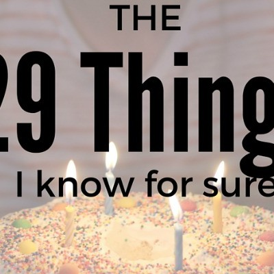 29 Things feature