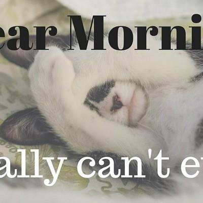 Dear Morning2