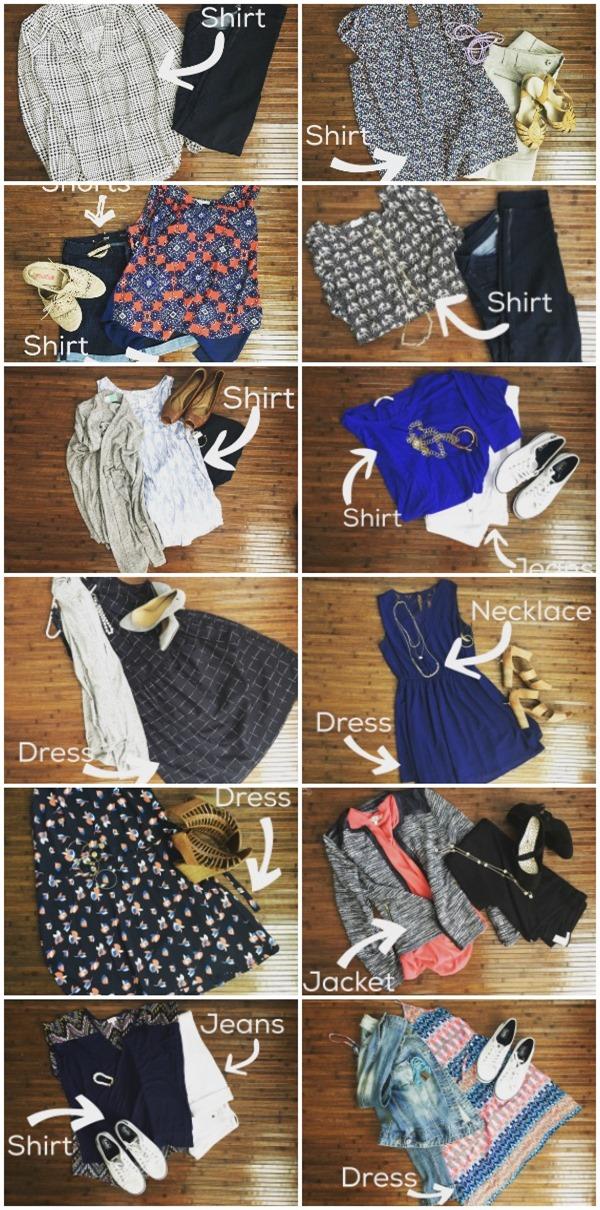 12 stitch fix outfits