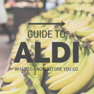 I Finally Went to Aldi Supermarket and This is Everything You Need to Know