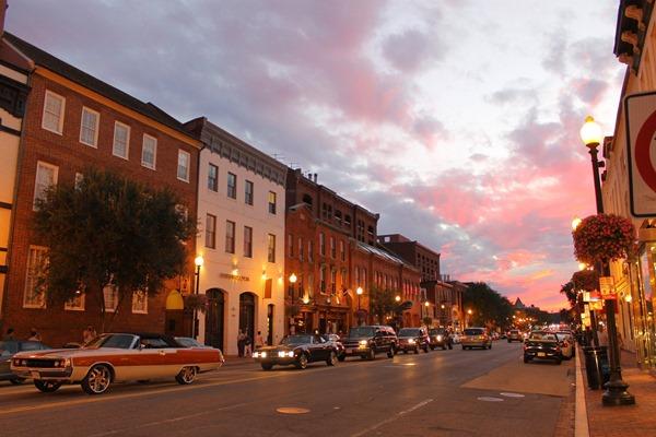 Visit Georgetown DC