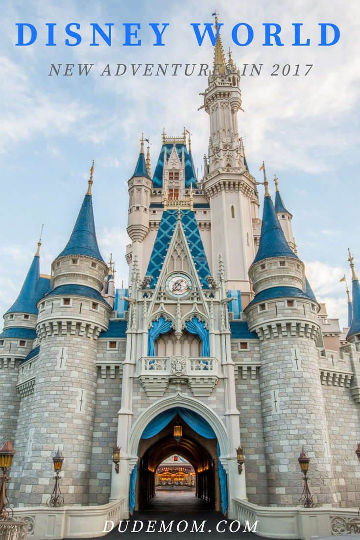 New at Disney World in 2017