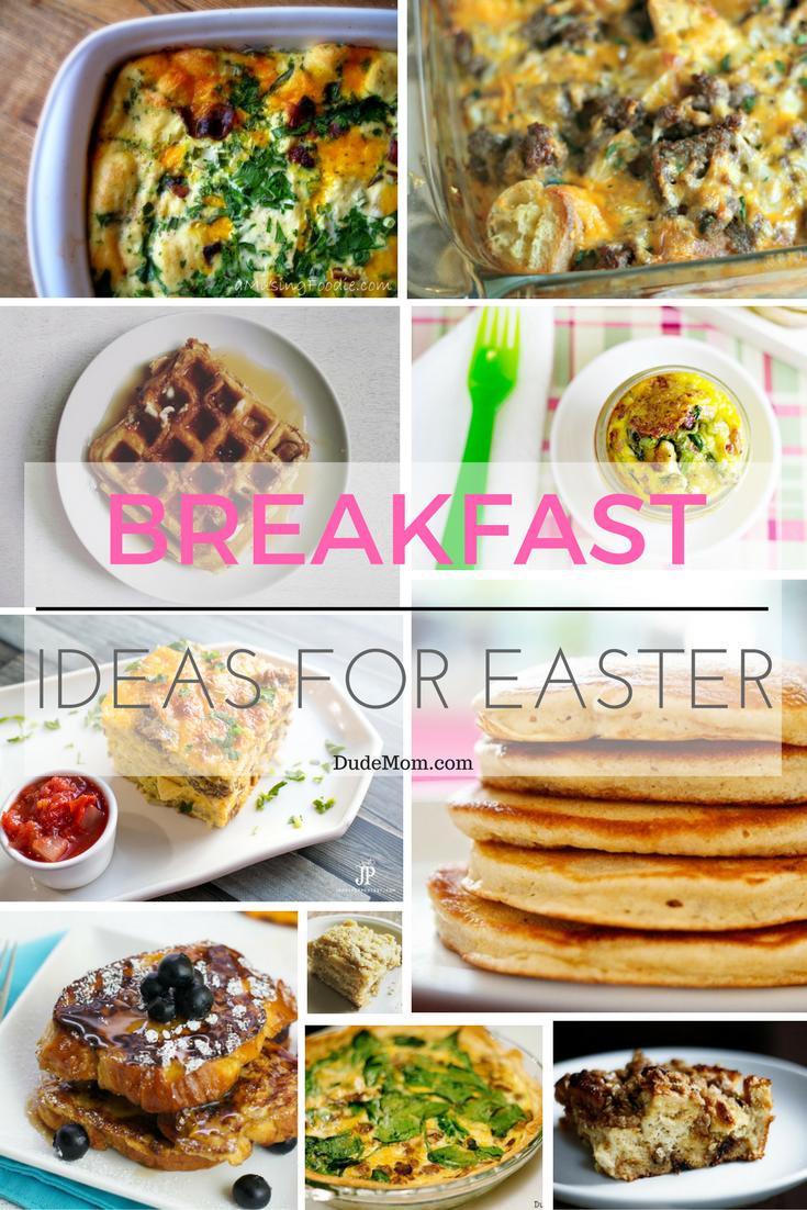 Breakfast ideas for easter