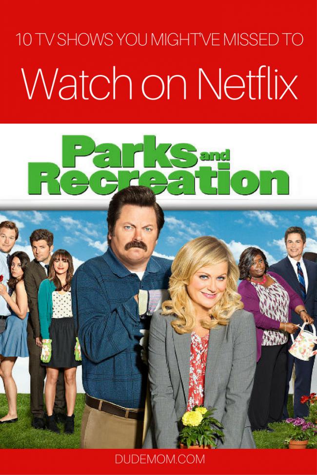 Best TV Shows on Netflix