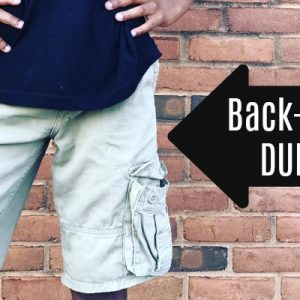 Don't Be Basic: Back to School Shopping for Boys Who Only Wear Basketball Shorts