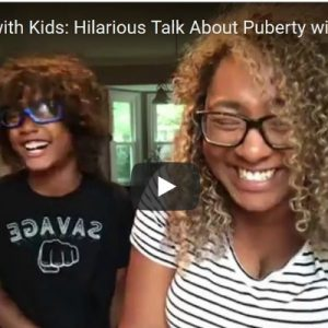 Puberty and Boys: Hilarious Puberty Discussion with Dude 3