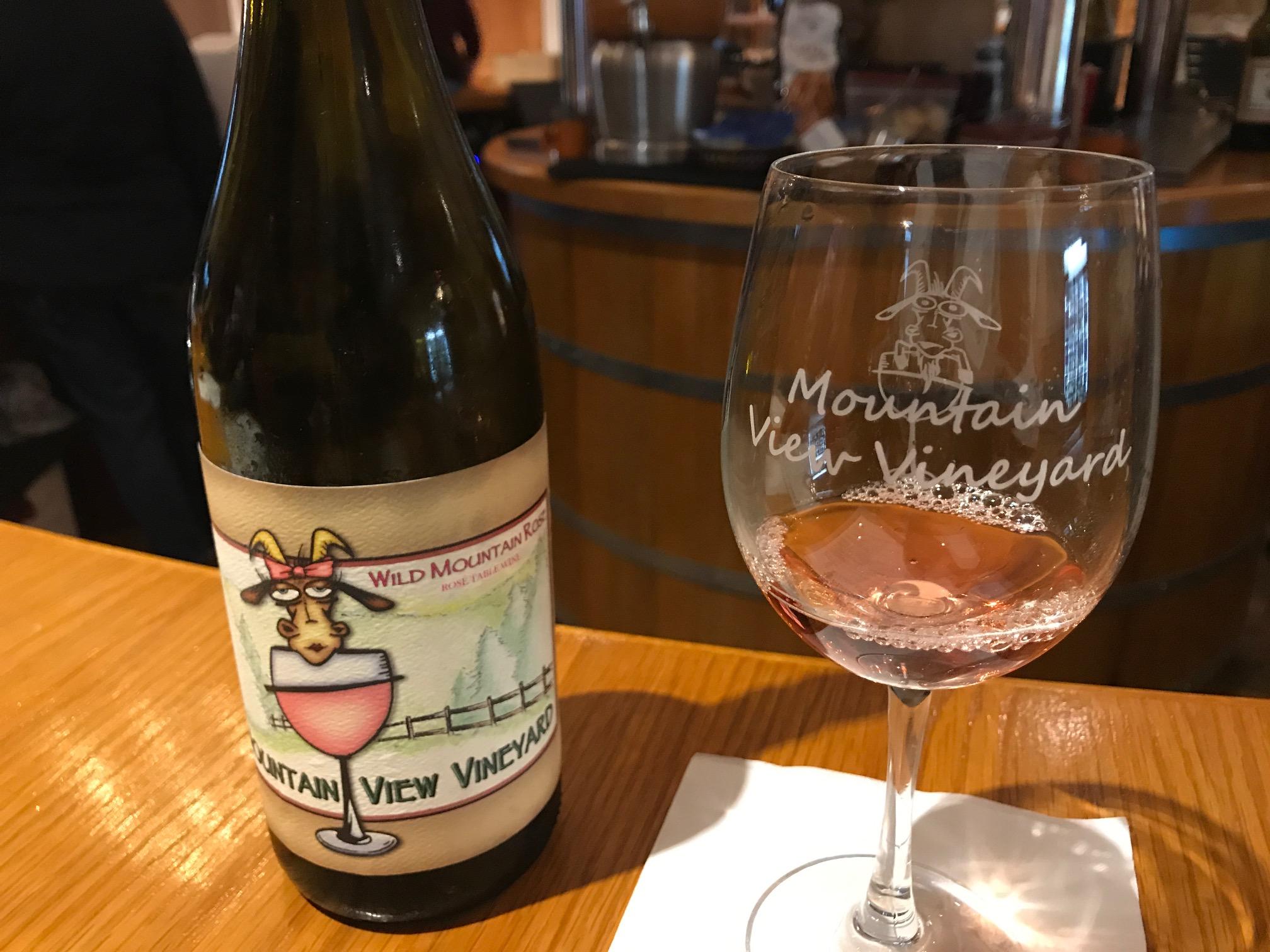 Mountain View Vineyard the Poconos
