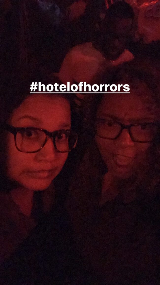The Poconos hotel of horror