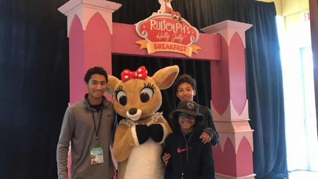 ICE at Gaylord National: Character Breakfast