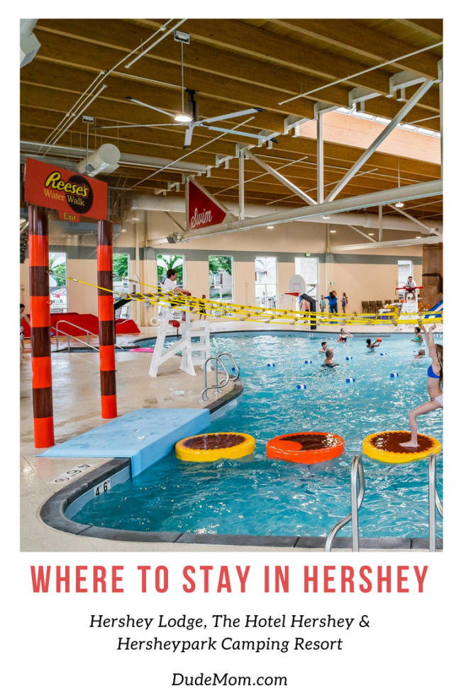 Where to Stay in Hershey: Hershey Resorts Overview