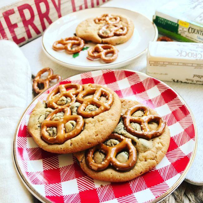 Pretzel Chocolate Chip Cookie Recipe