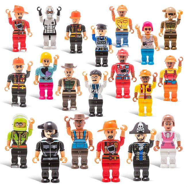 stocking stuffer: lego minifigs